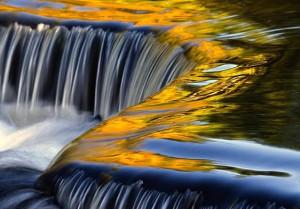 River sunny