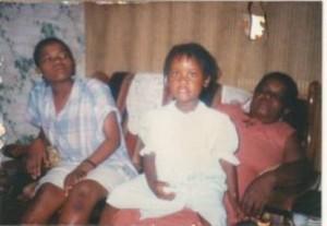 Aunty, Gogo and I